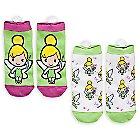 Tinker Bell MXYZ Sock Set for Women - 2-Pack