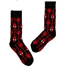 Spider-Man Socks for Adults