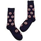 Captain America Socks for Adults