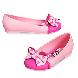 Minnie Mouse Flats for Kids