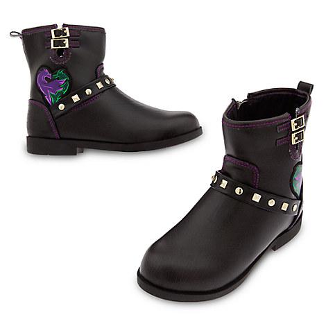 Descendants 2 Faux Leather Boots for Girls