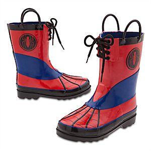 Spider-Man Rain Boots - Kids 2721057541230M