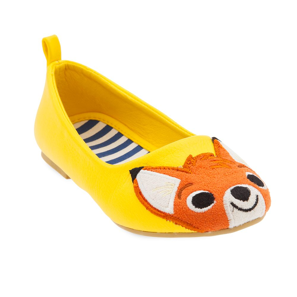 Tod Flats for Girls – The Fox and the Hound – Disney Furrytale friends Collection