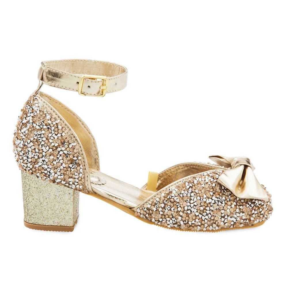 Disney Princess Fancy Dress Shoes for Girls