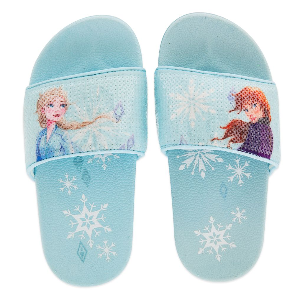 Anna and Elsa Slides for Kids – Frozen 2
