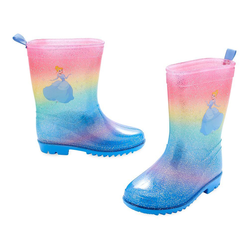 Cinderella Rain Boots for Kids