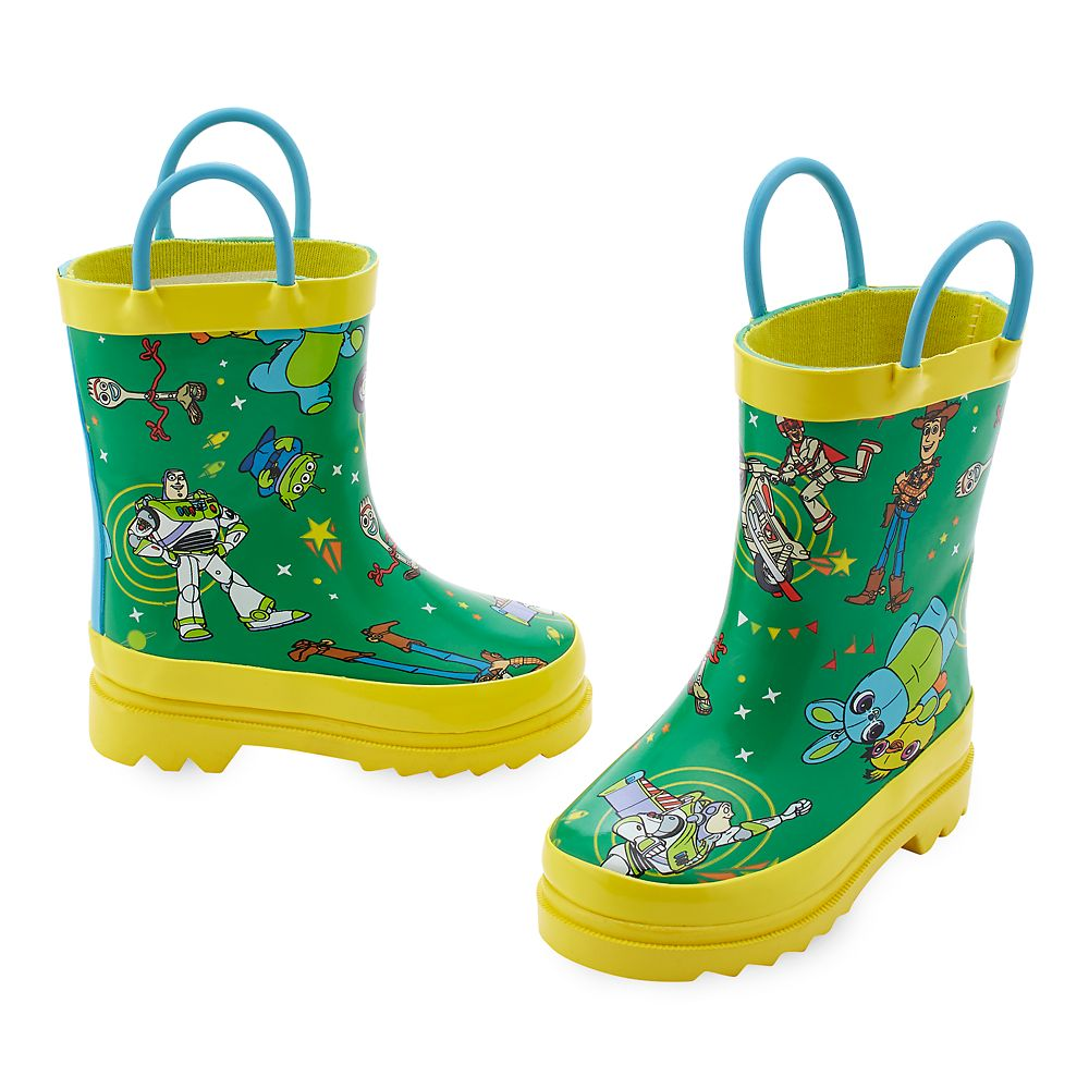 Toy Story 4 Rain Boots for Kids