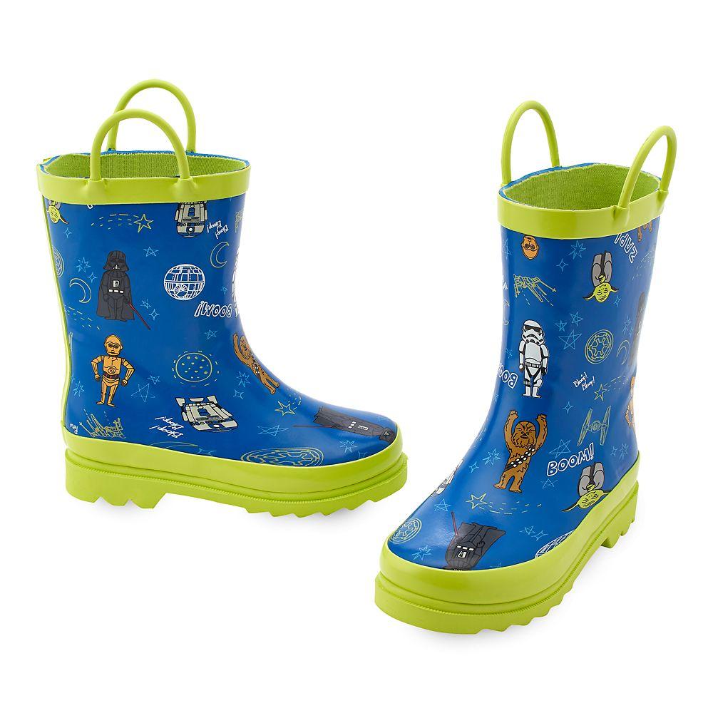 Star Wars Rain Boots for Kids