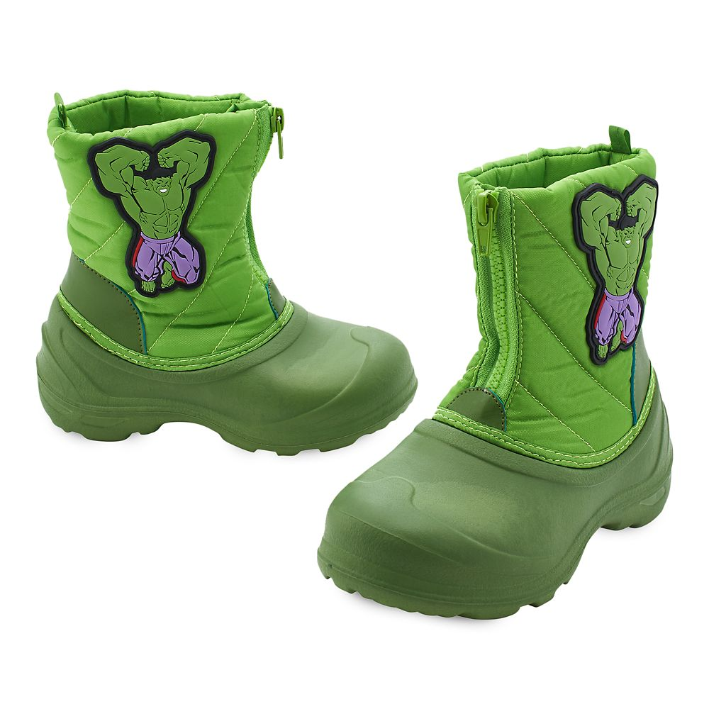 Hulk Rain Boots for Kids