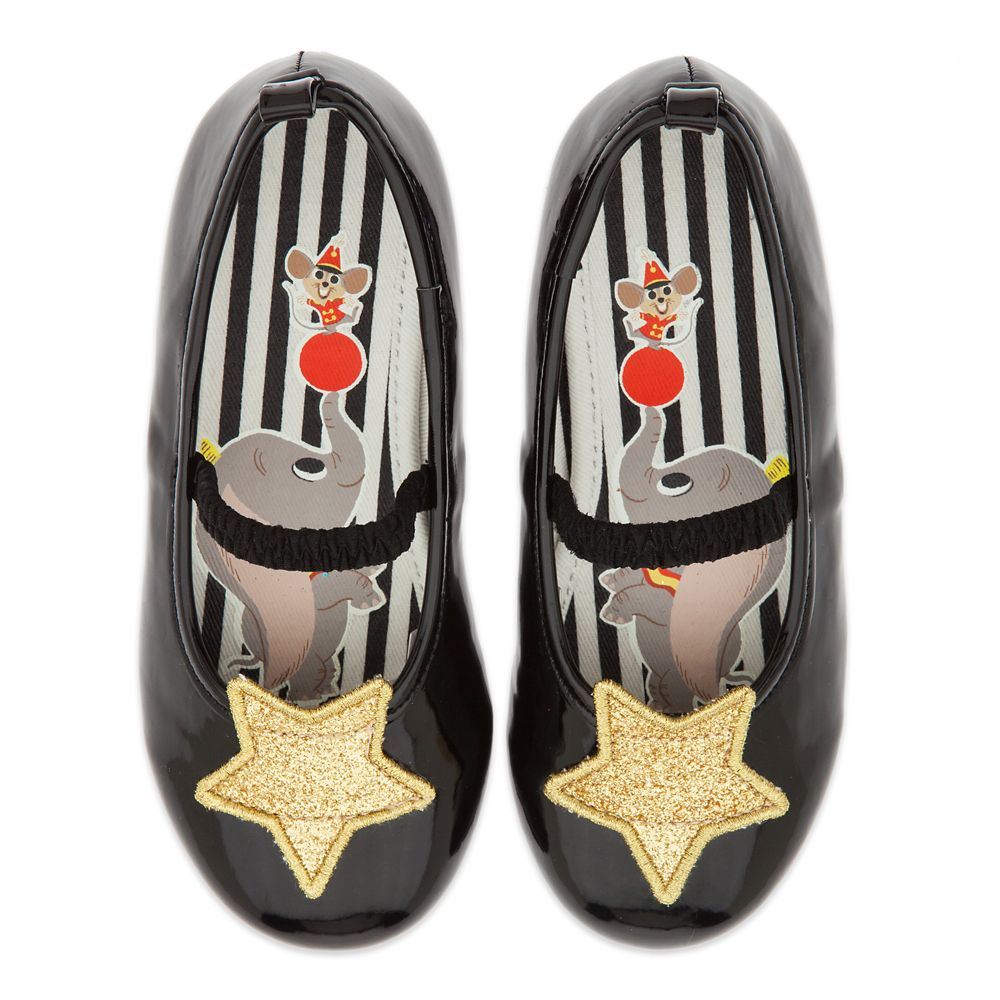 Dumbo Dress Shoes for Toddlers