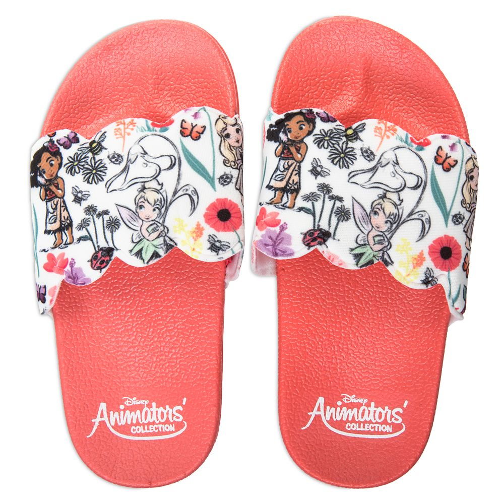 Disney Animators' Collection Aurora Slides for Kids