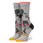 Minnie Mouse ''Tick Tock'' Socks for Women by Stance