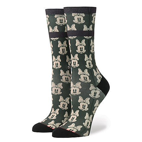 Minnie Mouse ''Mini Minnies'' Socks for Women by Stance