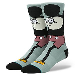 Mickey Mouse ''Jay Howell'' Socks for Men by Stance