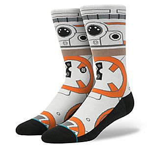 BB - 8 ''Thumbs Up'' Socks for Men by Stance  -  Star Wars