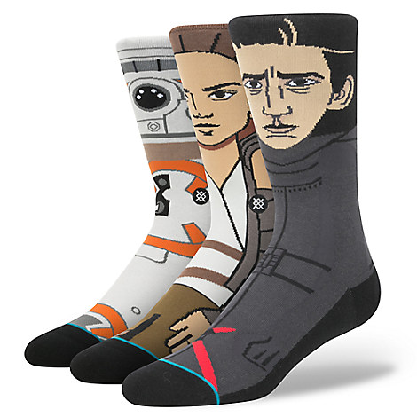 Star Wars: The Force Awakens Socks Gift Pack for Men by Stance