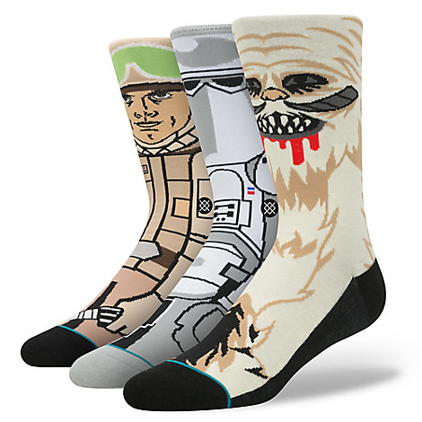 Star Wars: The Empire Strikes Back Socks Gift Pack for Men by Stance