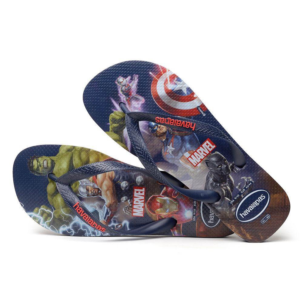 Marvel's Avengers Flip Flops for Men by Havaianas