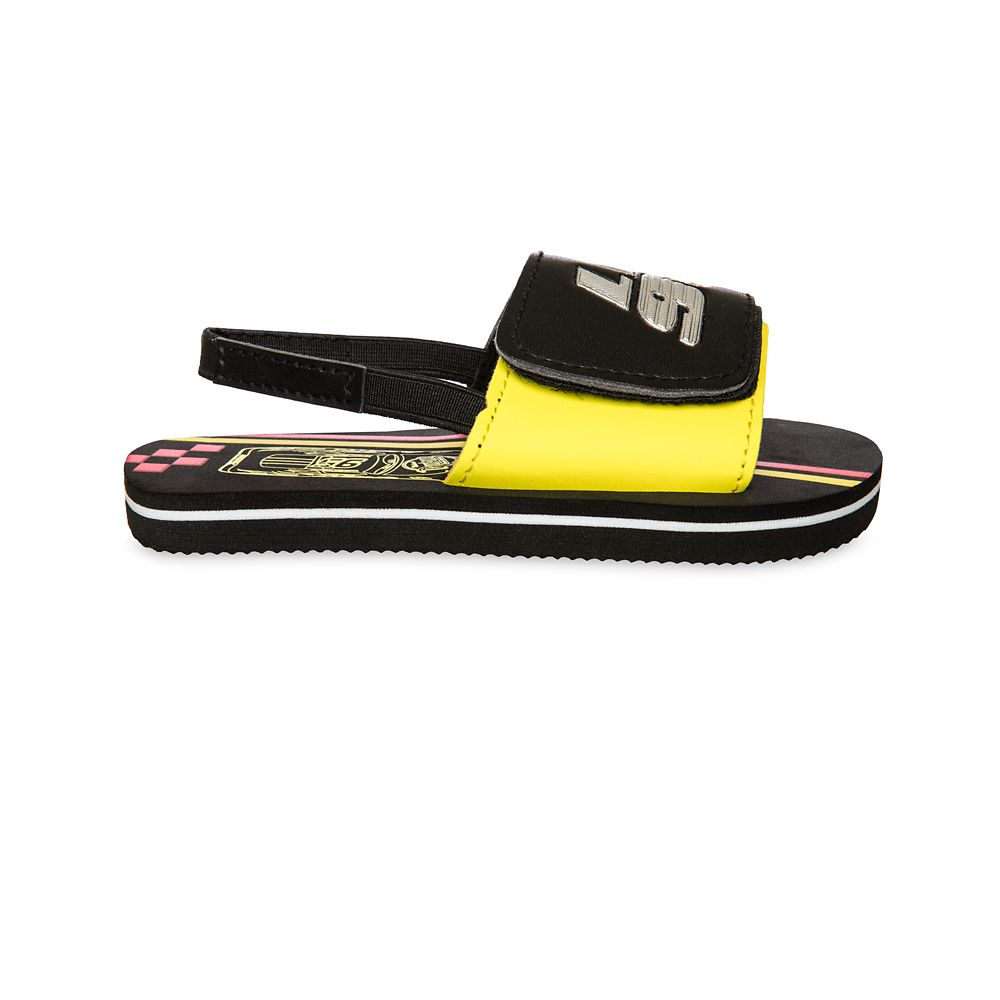 Lightning McQueen Slides for Kids