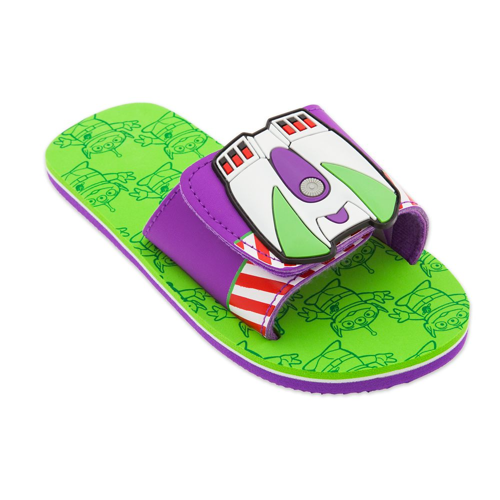 Buzz Lightyear and Toy Story Alien Sandals for Kids Official shopDisney