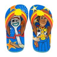 Toy Story 4 Flip Flops for Kids