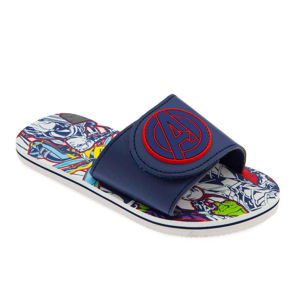 Marvel Avengers Slides for Kids