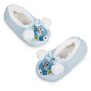 Elsa House Slippers for Girls