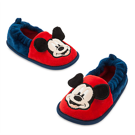 Mickey Mouse Clubhouse Slippers for Kids