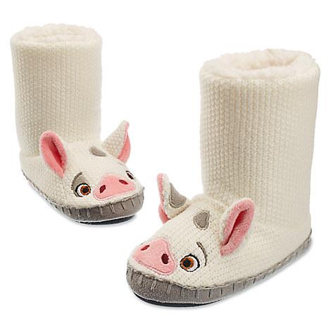 Pua Deluxe Slippers for Kids - Disney Moana