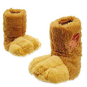 Kion Plush Slippers for Kids - The Lion Guard