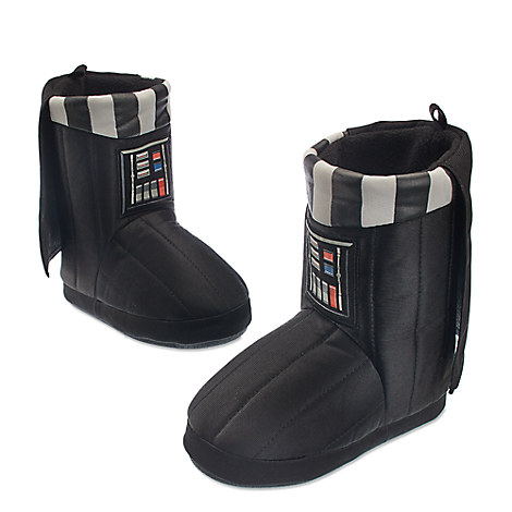 Darth Vader Deluxe Slippers for Kids