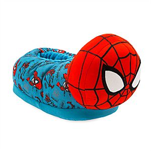 Image of Spider-Man Slippers for Kids