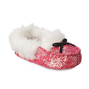 Image of Minnie Mouse Slippers for Kids