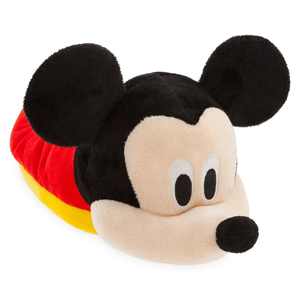 Image of Adorable Mickey Mouse Slippers for Boys