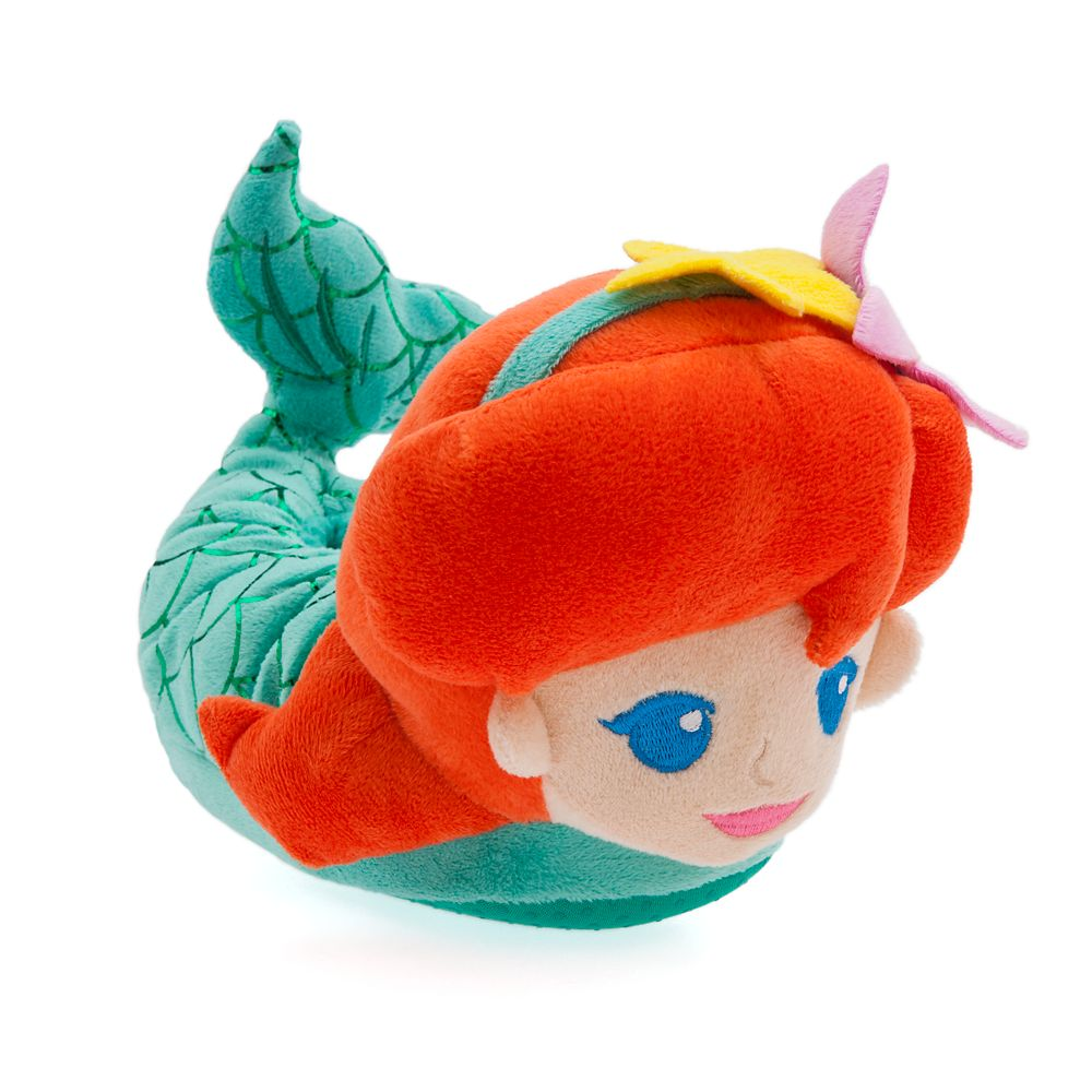 Ariel Plush Slippers for Kids Official shopDisney