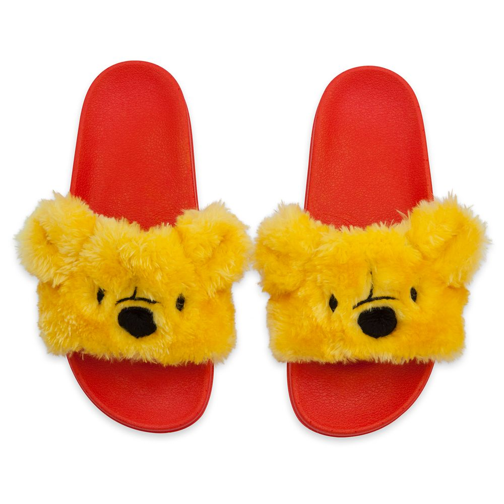 Winnie the Pooh Slides for Women