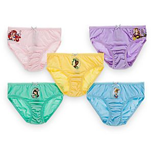 Disney Princess Underwear Set for Girls