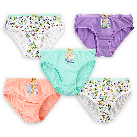 Tink Underwear Set for Girls