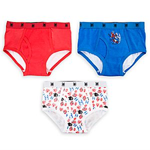 Spider-Man Underwear Set for Boys 2723046390861M