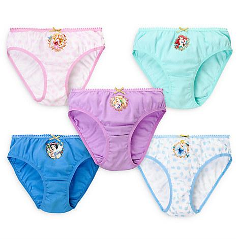 Disney Princess Underwear Set for Girls