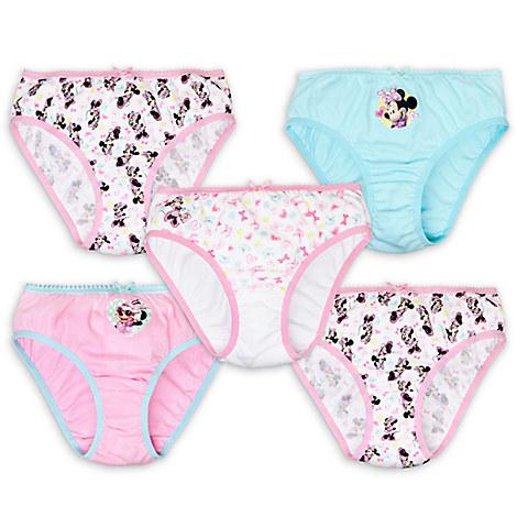 Minnie Mouse Underwear Set for Girls