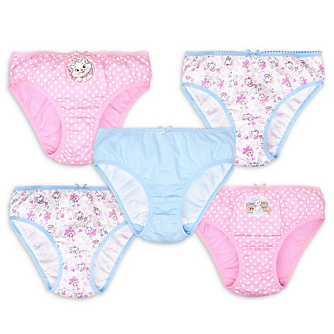 Marie Underwear Set for Girls - The Aristocats