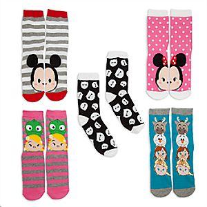Disney ''Tsum Tsum'' Sock Set for Adults