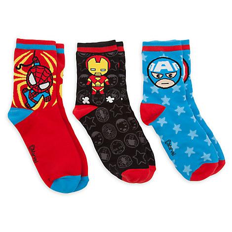 Marvel MXYZ Sock Set for Women