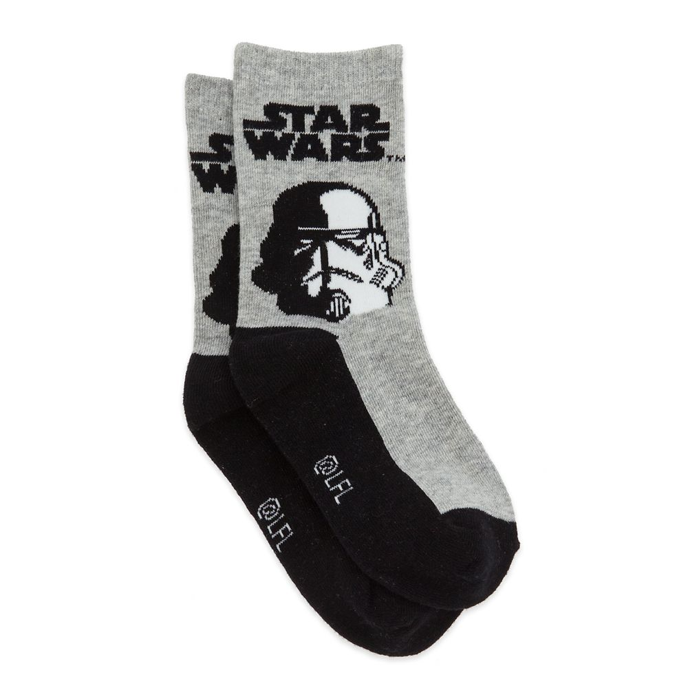 Stormtrooper Crew Socks for Boys – Star Wars