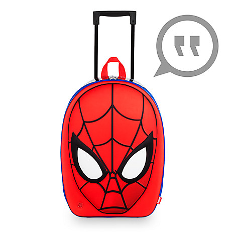 Amazing Spider-Man Rolling Luggage