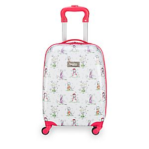Disney Animators' Collection Small Rolling Luggage