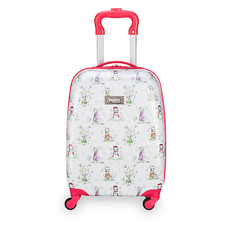 Disney Animators Collection Small Rolling Luggage