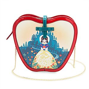 Art of Snow White Crossbody Bag by Danielle Nicole