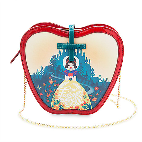 Art of Snow White Crossbody Bag by Danielle Nicole